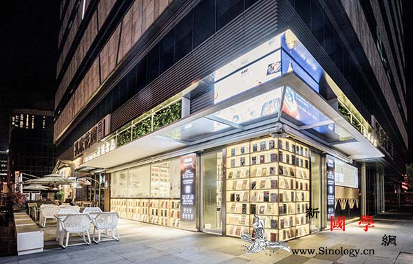 大隐书局:都市子夜里的一盏明灯_子夜-精舍-书局-书房-