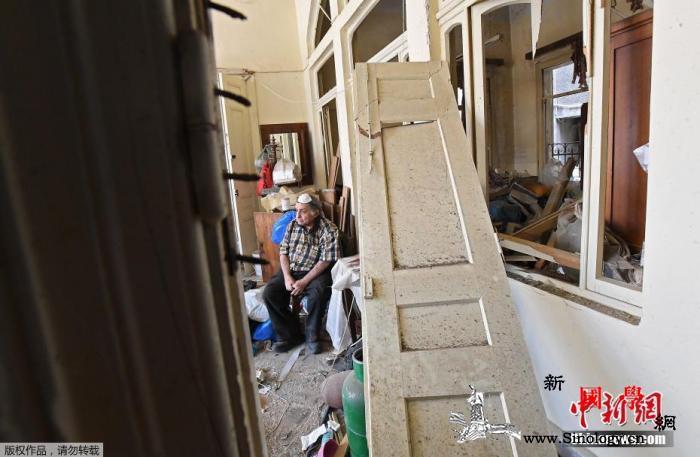 欧理会主席将前往黎巴嫩:愿为受灾民众_贝鲁特-黎巴嫩-受灾-
