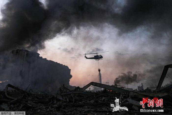 贝鲁特爆炸已造成菲律宾人4死31伤_贝鲁特-黎巴嫩-外交部-
