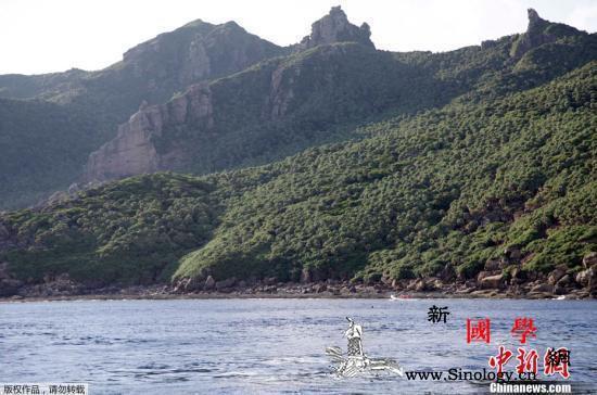 中国海警编队8月9日在中国钓鱼岛领海_钓鱼岛-画中画-编队-