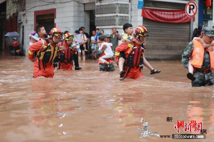 应急管理部:7月份各种自然灾害共造成_淮河-长江-尼玛-