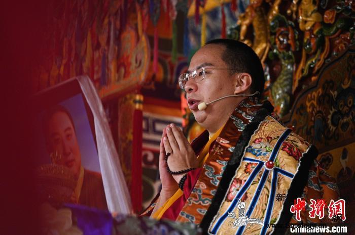 十一世班禅在拉萨开展多项佛事活动_拉萨市-拉萨-僧众-