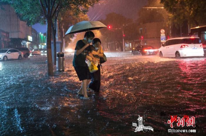 京津冀将现入汛以来最强降雨地质灾害气_预警-时至-北京-