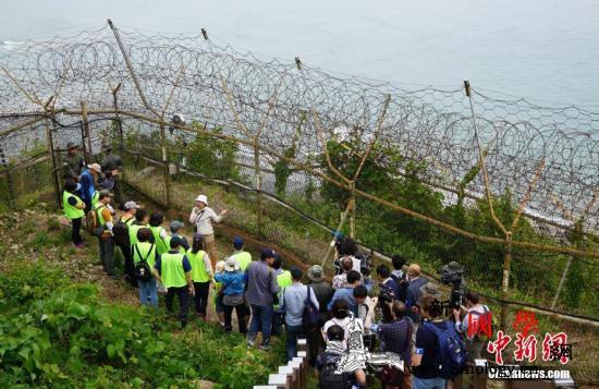 韩朝关系僵持韩边境民众担忧生活受影响_非军事区-朝鲜-韩国-