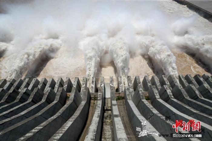 三峡水库现今年最大入库流量水利部会商_水利部-干流-渭河-