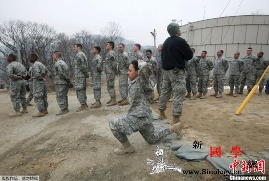 忧韩国新冠疫情蔓延驻韩美军上调防疫响_司令部-美军-级别-