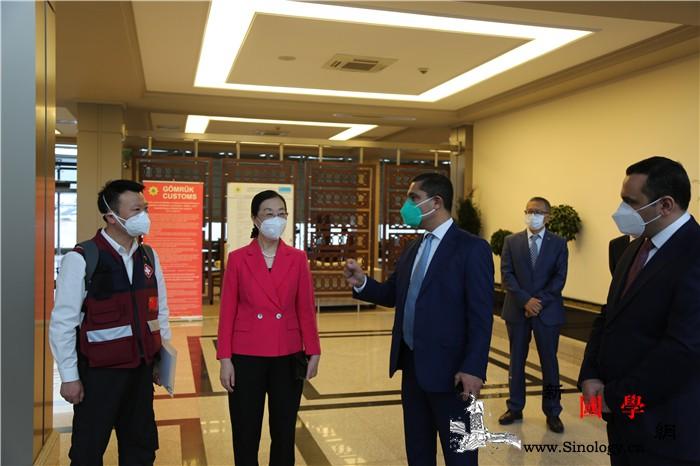中国赴阿塞拜疆抗疫医疗专家组平安回国_阿塞拜疆-专家组-耶夫-医疗-