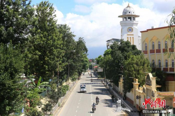 尼泊尔首都地区日增新冠病例数再现新高_加德满都-帕尔-尼泊尔-