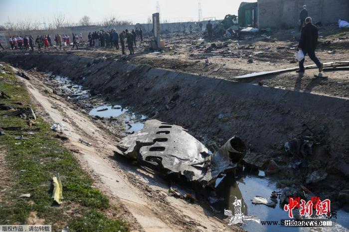乌克兰坠机事故报告公布:两枚导弹相隔_基辅-德黑兰-乌克兰-