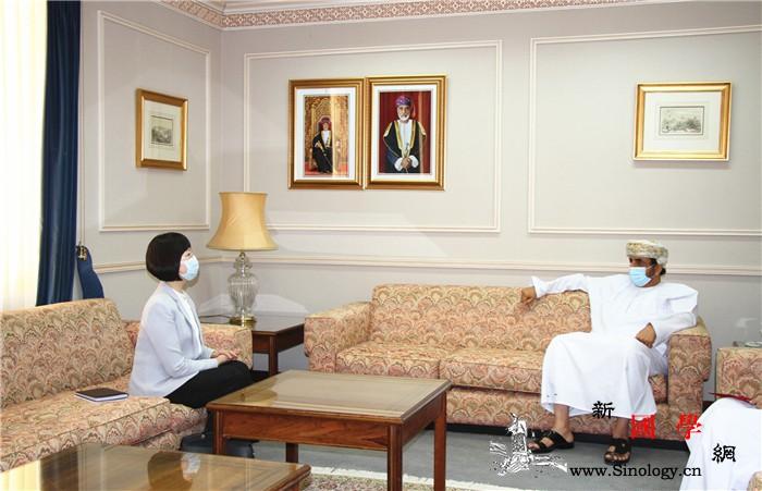驻阿曼大使李凌冰会见阿曼外交部次大臣_阿曼-外交部-责任编辑-会见-