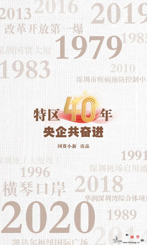40张照片讲述特区40年央企故事_亿元-经济特区-中国-