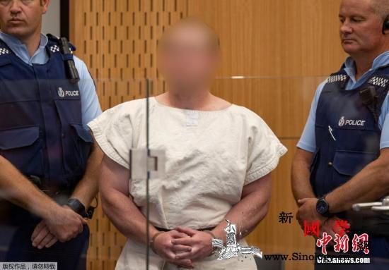 新西兰清真寺gunqiang案gun_澳大利亚-清真寺-被控-