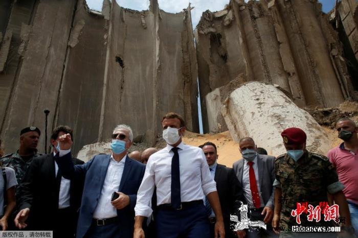 法国总统马克龙呼吁黎巴嫩尽快组建新政_贝鲁特-黎巴嫩-法国-
