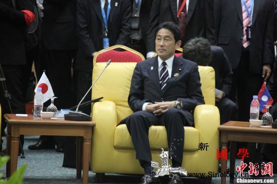 岸田文雄正式宣布参选自民党总裁:将竭_日本-共同社-政务-