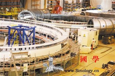 "ITER又有新进展地球上种的""太阳""_热核-原子核-聚变-"