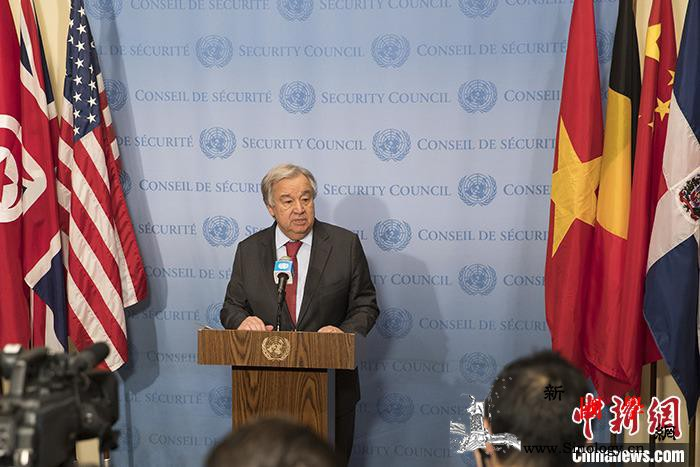 联合国秘书长:新冠肺炎大流行正在影响_约旦-联合国-阿卜杜拉-