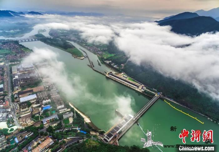 富春江将建新船闸海河联运可达江西_富春江-钱塘江-杭州市-