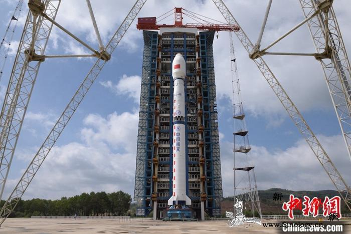 中国成功发射高分十一号02星_长征-运载火箭-送入-