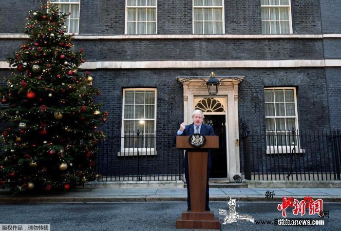 英国脱欧过渡期不足4个月仍有四个棘手_约翰逊-英国-白金汉宫-