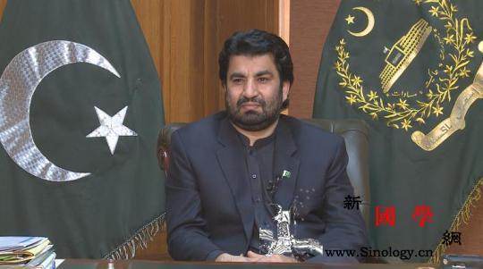 巴基斯坦高层政要:中国在抗疫中展现了_巴基斯坦-参议院-政要-