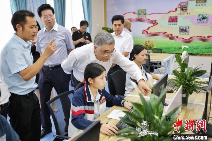 民进中央赴湖南湘西开展脱贫攻坚民主监_湘西-泸溪县-脱贫-