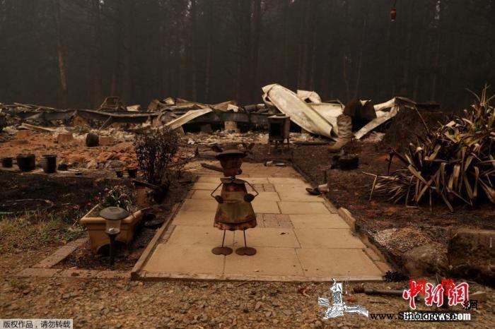 美俄勒冈州一夫妇因大火撤离眼看小偷入_俄勒冈州-克里克-约翰逊-