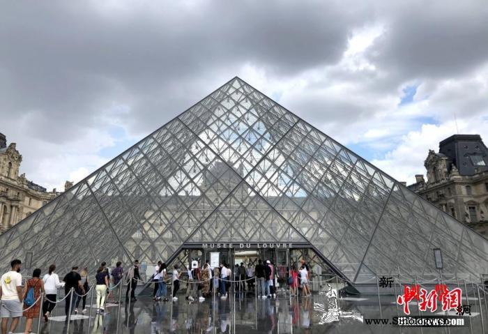 全球每周约50000人因新冠死亡特朗_卢浮宫-巴黎-美国-