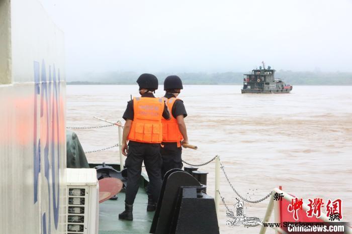 第97次中老缅泰湄公河联合巡逻执法行_湄公河-云南省-公安厅-