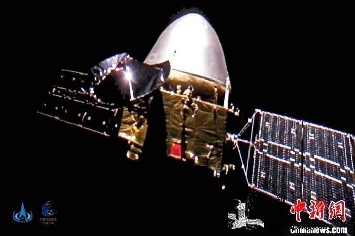 向祖国报平安天问一号火星探测器传回深_火星-航天局-首次-