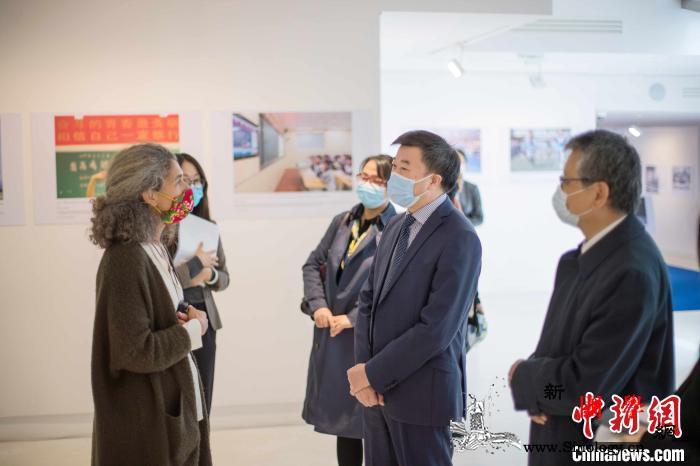 """""""撒播希望:致敬新中国教育主题图片展_撒播-巴黎-致敬-"""