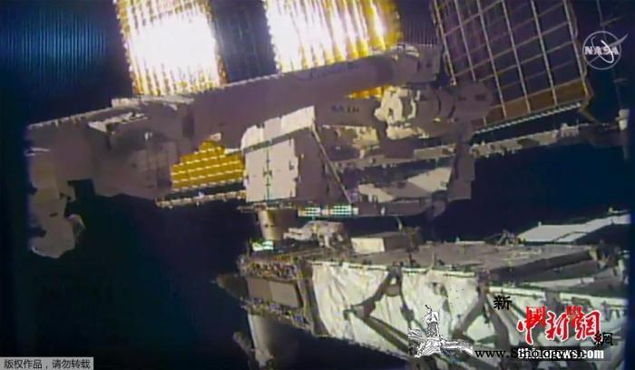 """俄专家:国际空间站""""开始散架""""或在2_散架-宇航员-俄罗斯-"""