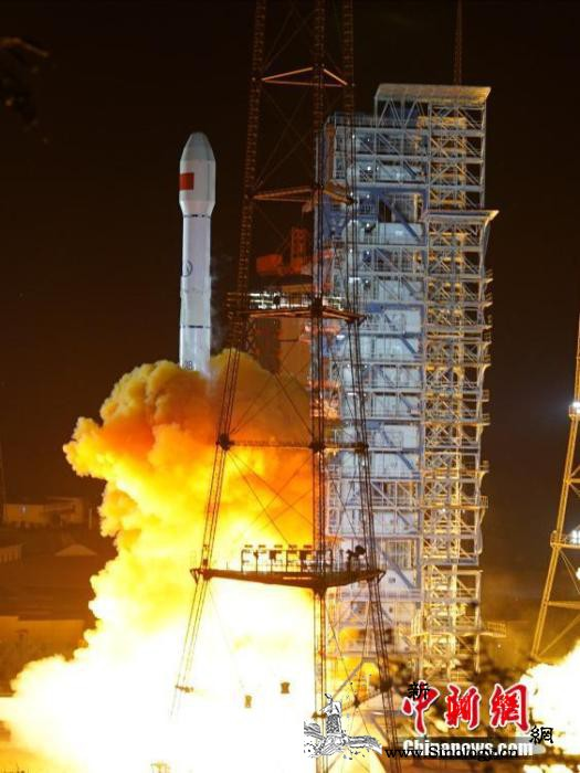 中国成功发射高分十三号卫星长三乙火箭_长征-运载火箭-估产-