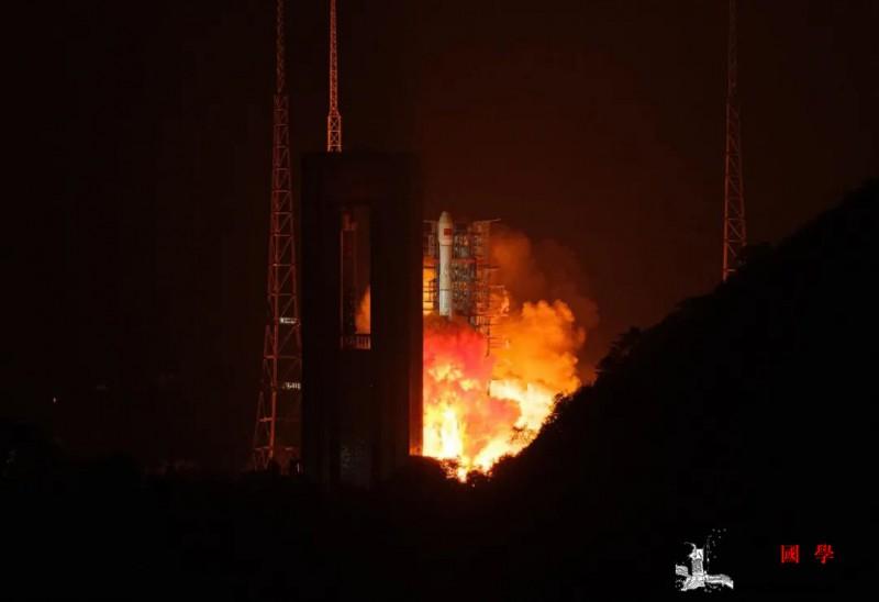 高分发射!西昌卫星发射中心新一轮高密_西昌-长征-发射场-