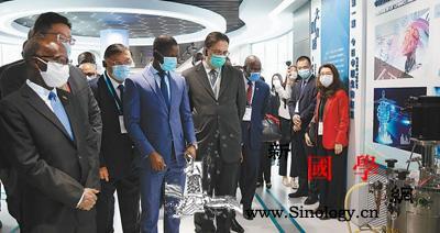 """""""中国是非洲国家真正的朋友""""_非洲-生物制品-杜比-"""