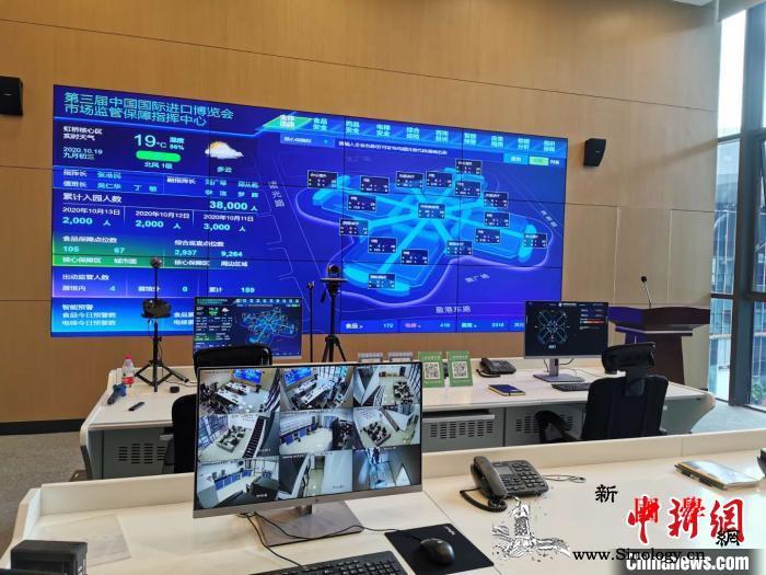上海全新打造智能监控平台助力进博市场_上海-博会-市场监管-