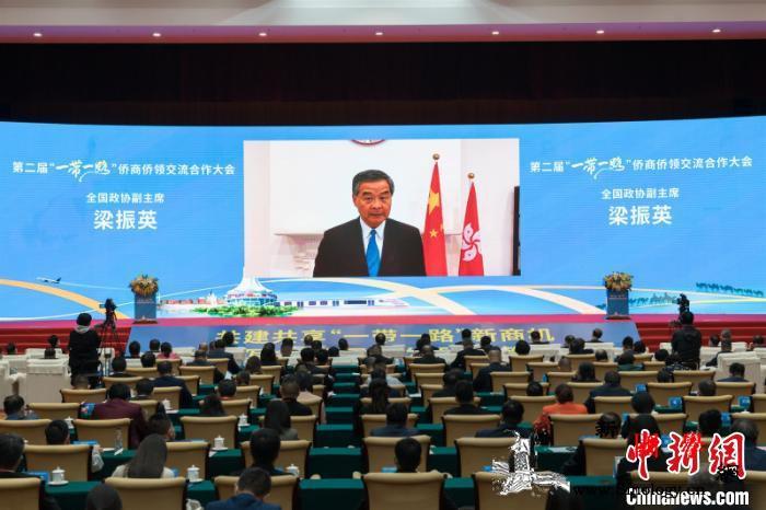 逾3200名侨商侨领企业家聚南宁共享_侨商-广西-东盟-