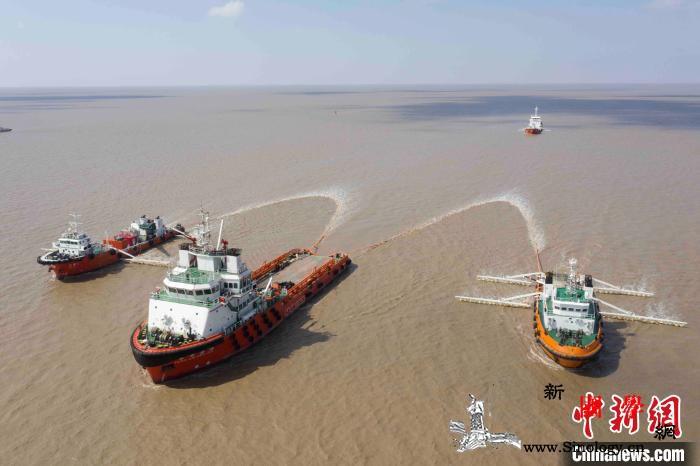 上海港船载危险货物突发事故综合处置应_上海港-泄漏-上海-