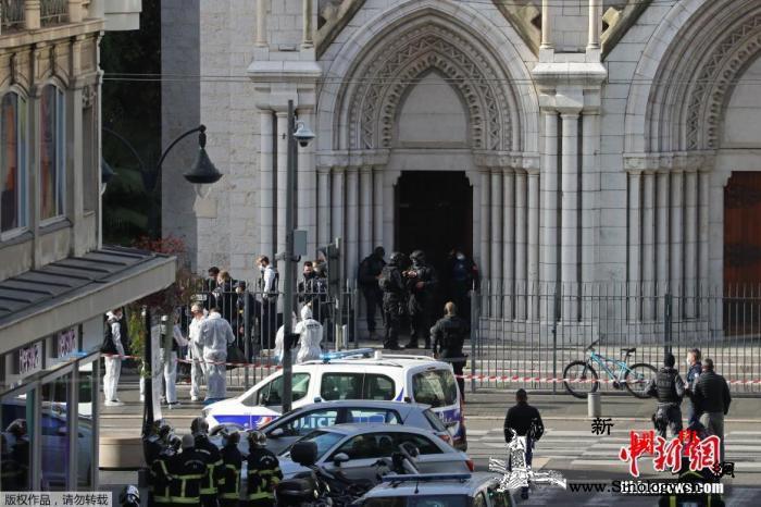 """尼斯袭击案嫌犯来自突尼斯马克龙重申""""_突尼斯-尼斯-法国-"""