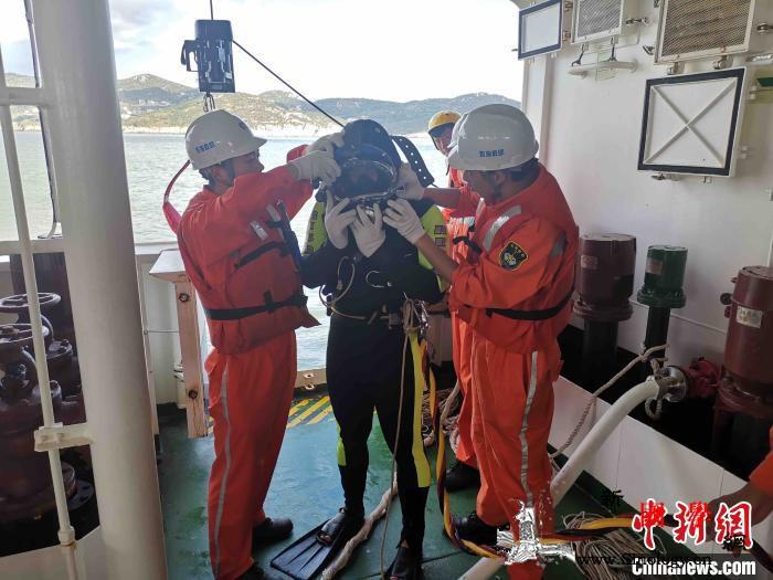 第三届进博会开幕在即东海救助局保障水_东海-救助-博会-