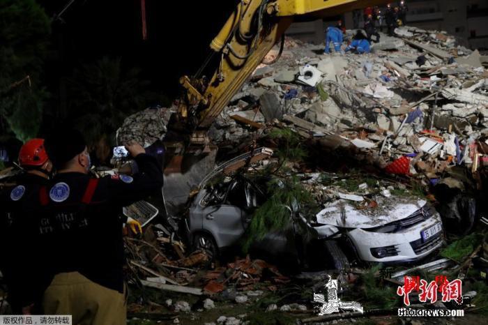 爱琴海强震后余震频发:已致27人遇难_土耳其-希腊-遇难-