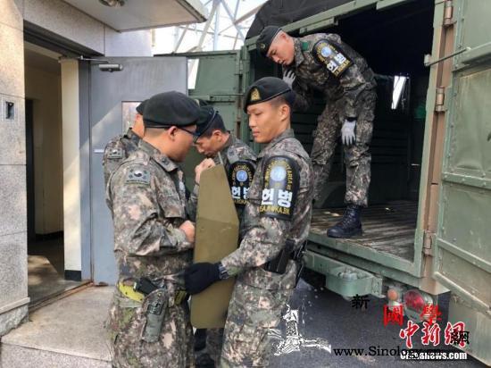 韩国重启韩朝边境板门店旅游_国防部-警备区-韩国-