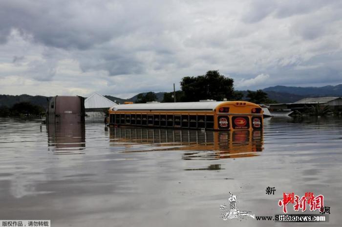 """飓风""""埃塔""""袭击危地马拉已造成逾50_尼加拉瓜-洪都拉斯-危地马拉-"""