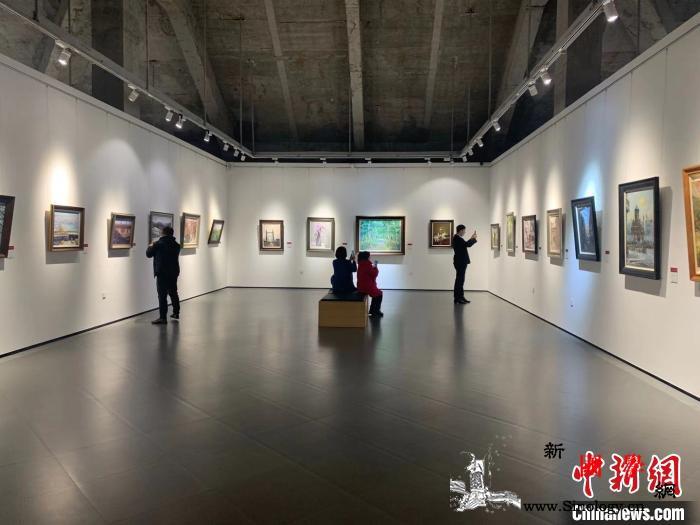 """""""2020共绘炫彩·中_黑龙江-油画-宣传部-黑龙江省-"""