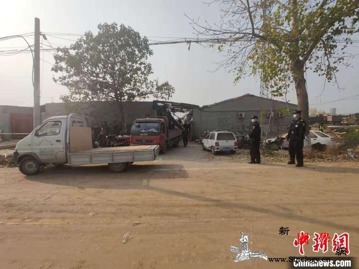 河北无极县珍珠棉厂爆炸致7死1伤:现_无极县-厂区-连成-
