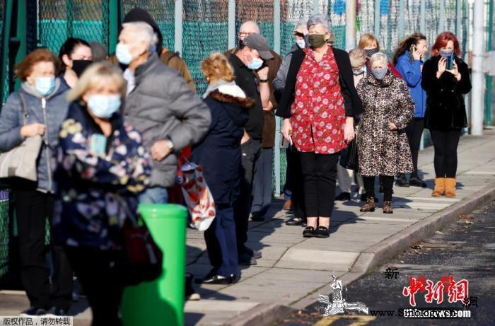 英卫生大臣:疫情趋于平缓圣诞节期间或_英国政府-英国-平缓-