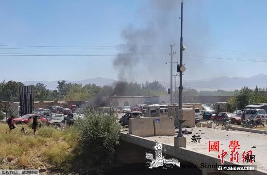 阿富汗官员称和谈有望打破僵局美军存在_阿卜杜拉-塔利班-阿富汗-