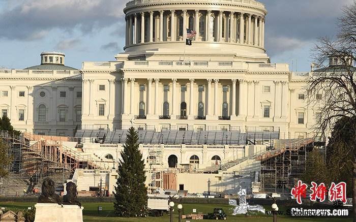 美国政府部门相继启动过渡程序_民主党-总务-美国-