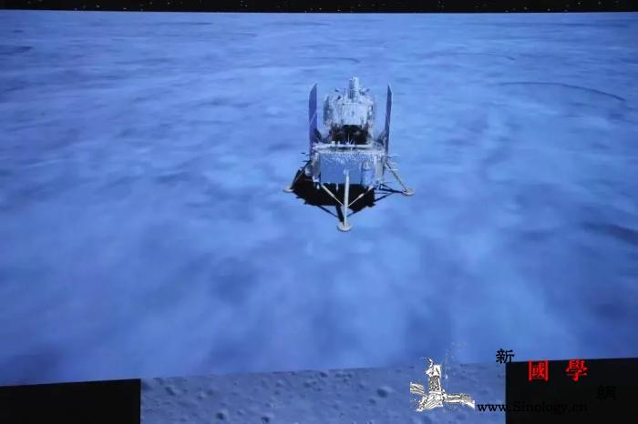 """嫦娥""""五姑娘""""完美落月开始""""挖土""""_着陆点-软着陆-组合-"""