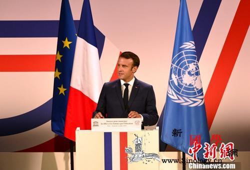 马克龙:不接受不符合法国长期利益的英_法国-英国-亚历山大- ()