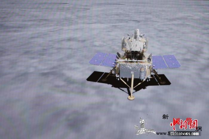 嫦娥五号成功着陆将在月球预选区域开展_克山-着陆-探测器-